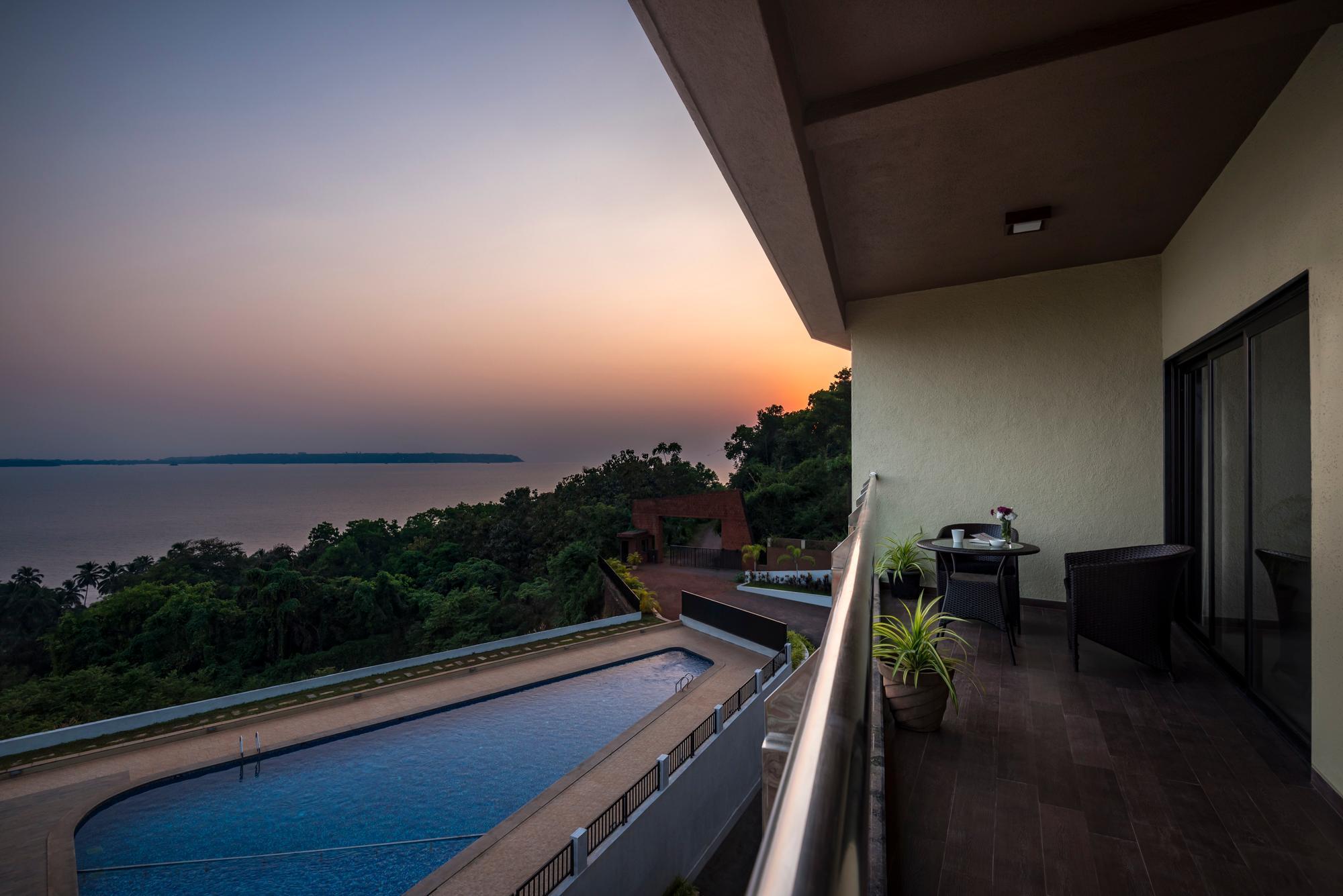 3BHK Luxury Sea View Apartment B2