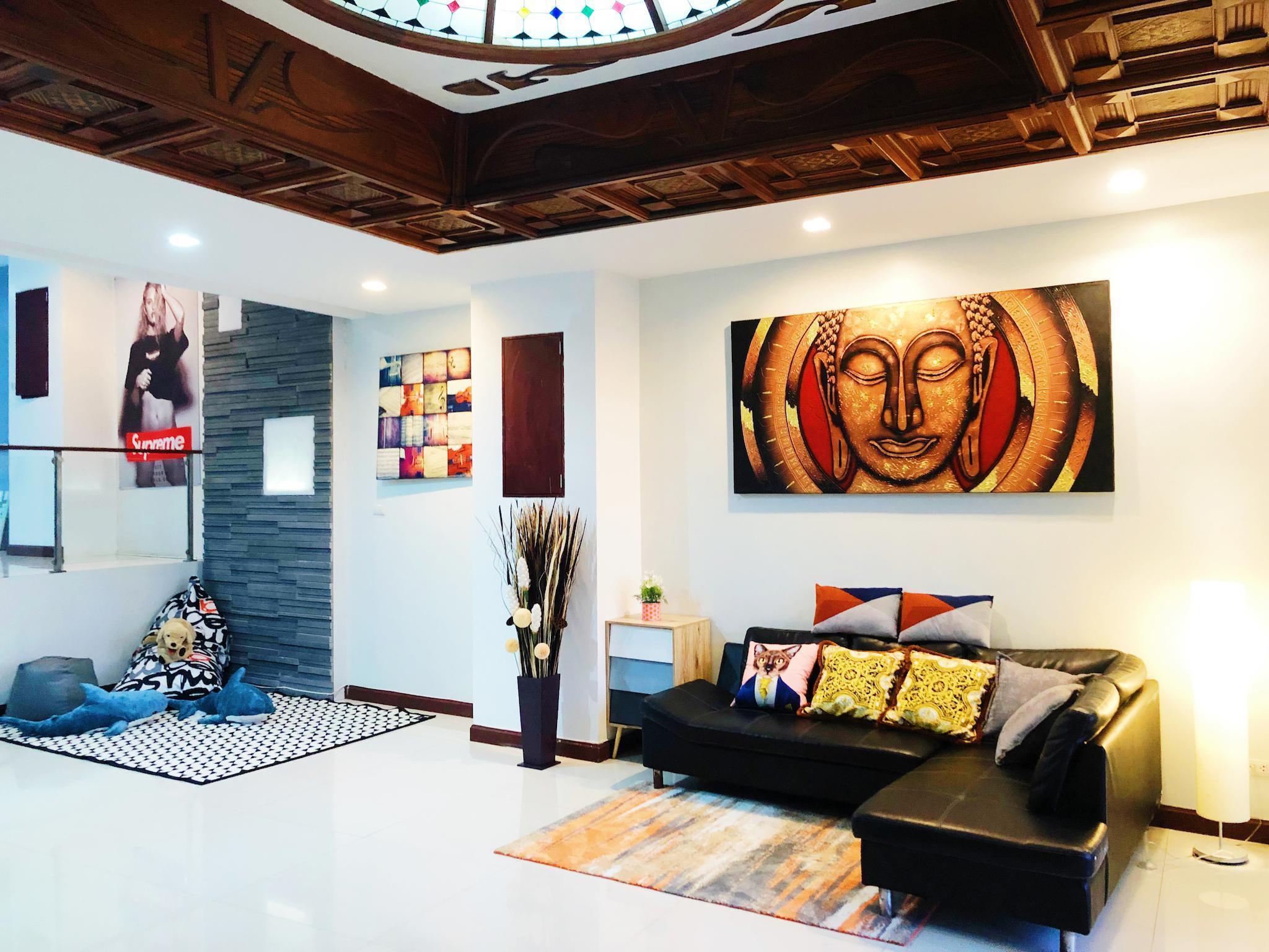 完美的私人泳池海景别墅,芭东海滩、酒吧街5分钟车程 วิลลา 4 ห้องนอน 3 ห้องน้ำส่วนตัว ขนาด 380 ตร.ม. – ป่าตอง