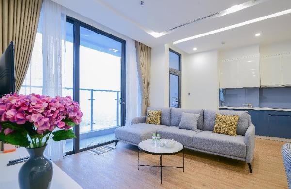 Hanoi Central Luxury Apartment 4 Guest, 2Br, 2Bth Hanoi