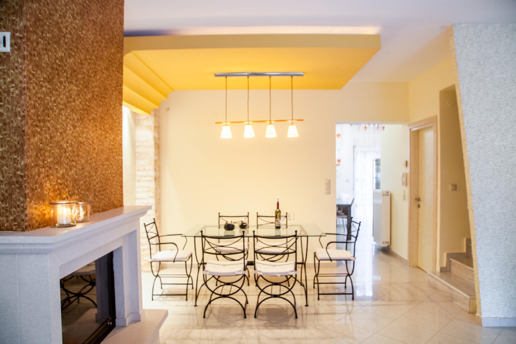 Luxurius West Side Maisonette In Alexandroupolis