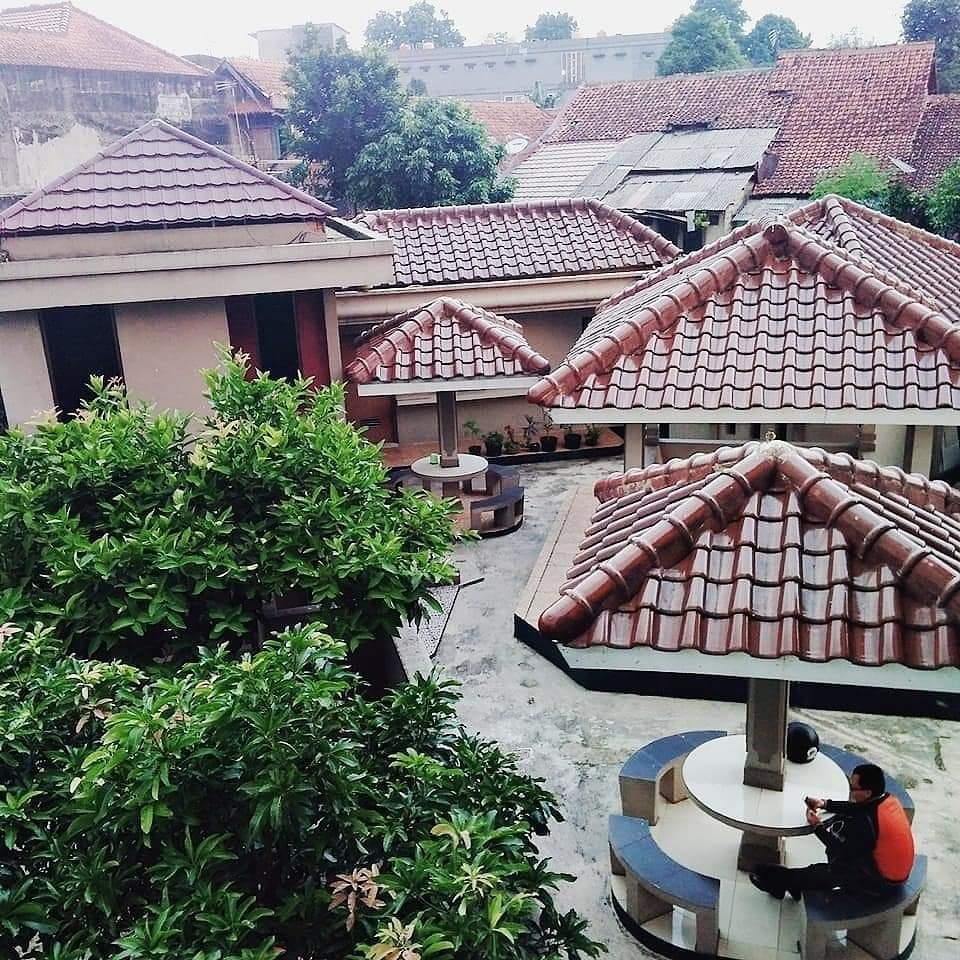 Fountain Park Cottage Air Mancur
