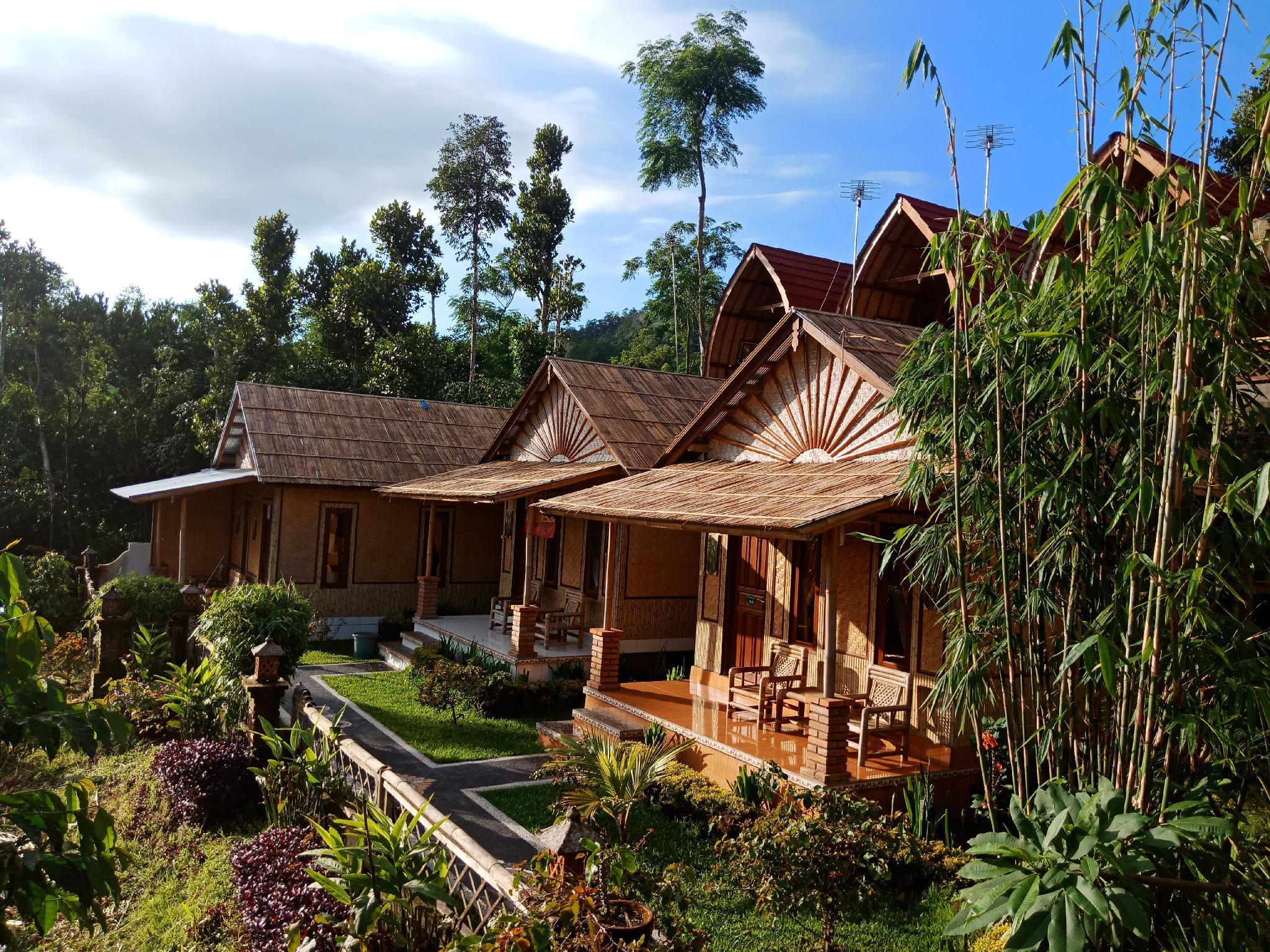 Tiing Bali Twin Bad Room 1