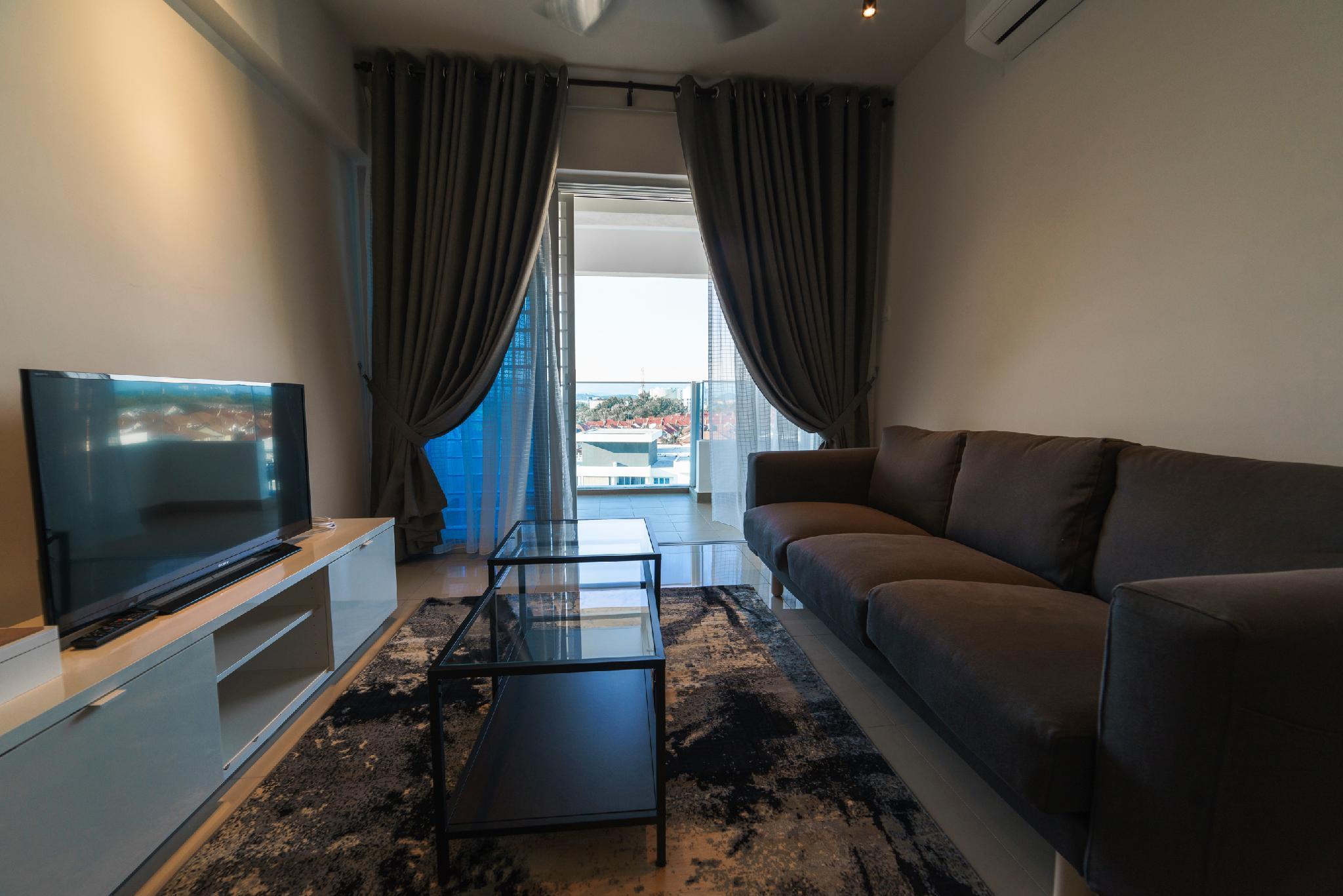 The Putra Apartment
