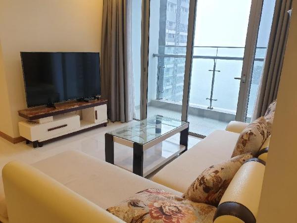 Modern 2-bedroom apartment  Vinhomes Central Park Ho Chi Minh City