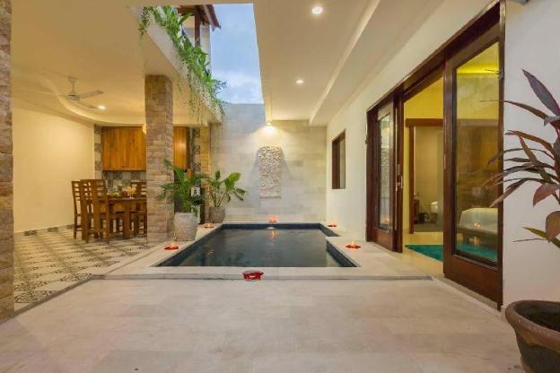 The Real Serenity on The Hill, Nalin Bali Villas