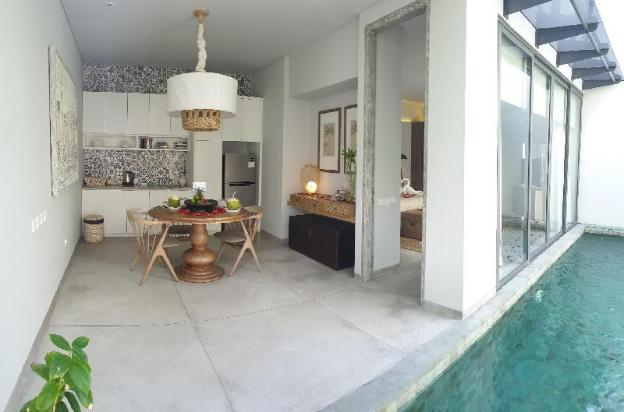 1BR Peaceful Villa with Private Pool in Legian