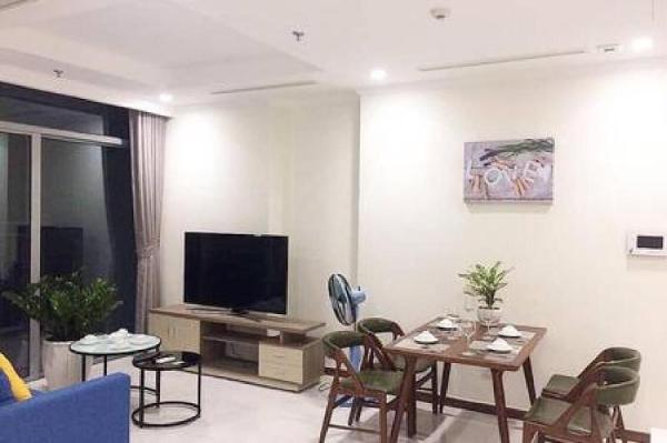 CHUNS HOME - VINHOMES CENTRAL PARK Ho Chi Minh City