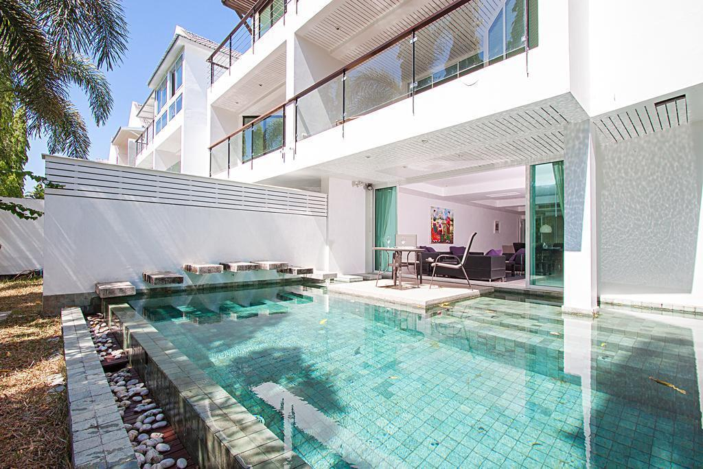 10 person golf view, pool villa, 7kms to Patong บ้านเดี่ยว 4 ห้องนอน 2 ห้องน้ำส่วนตัว ขนาด 260 ตร.ม. – กะทู้