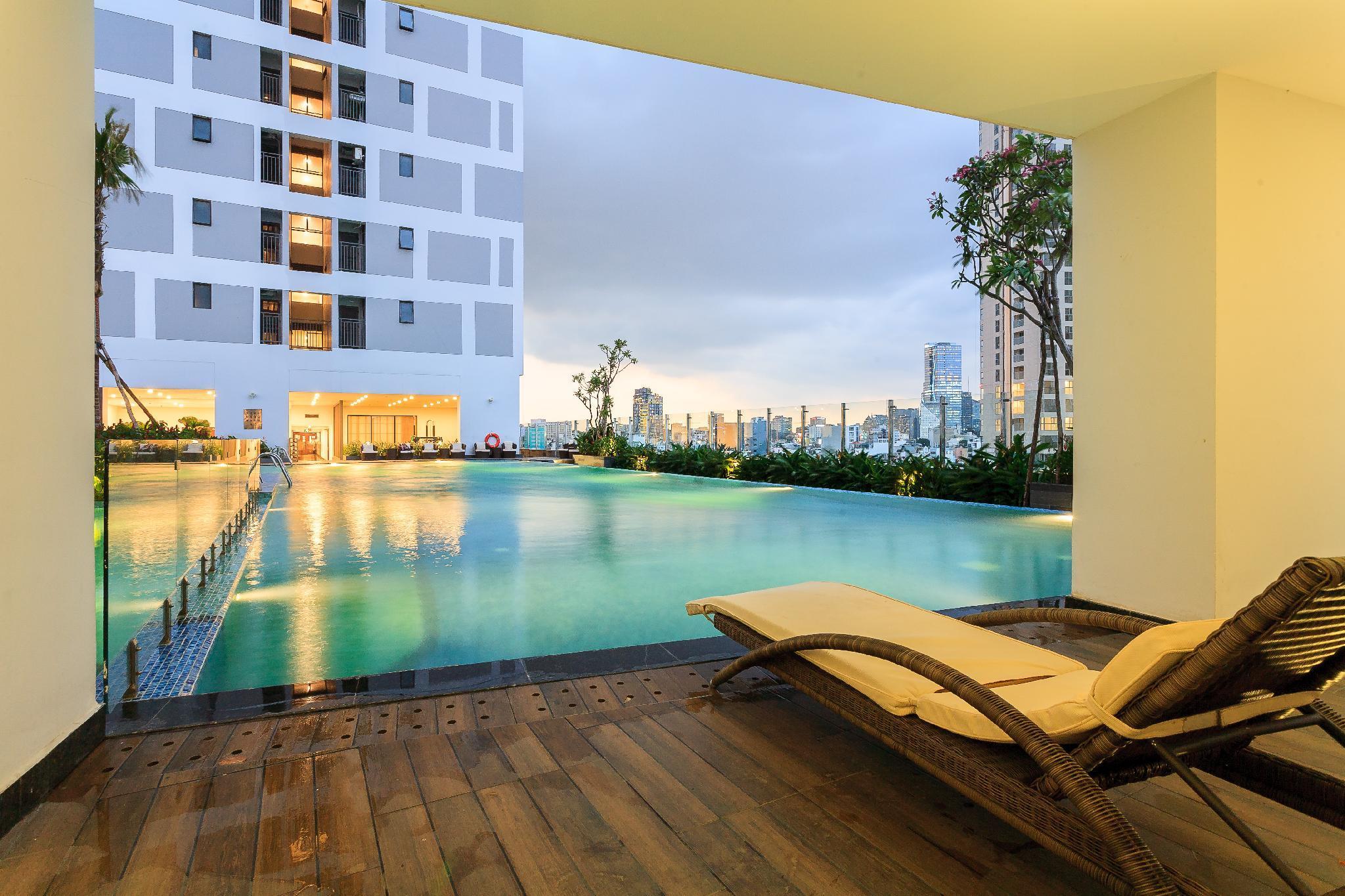 Chau Apartment FREE Pool Gym Netflix   Ben Thanh