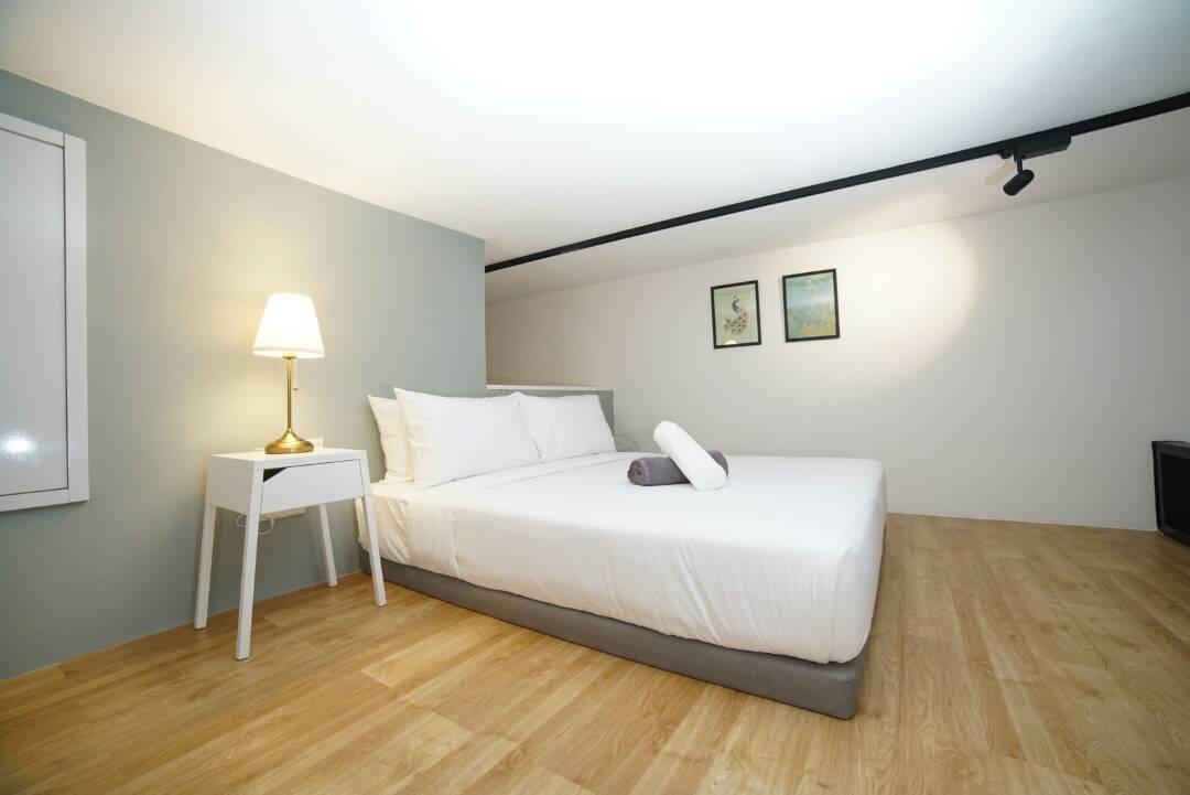 Kuala Lumpur Luxury Loft Suites Nexts To LRT AL20