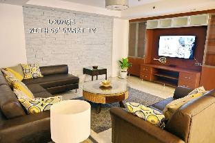 [スクンビット]アパートメント(200m2)| 3ベッドルーム/3バスルーム Spacious New Renov 3BR/6Pax Central BKK Nana BTS