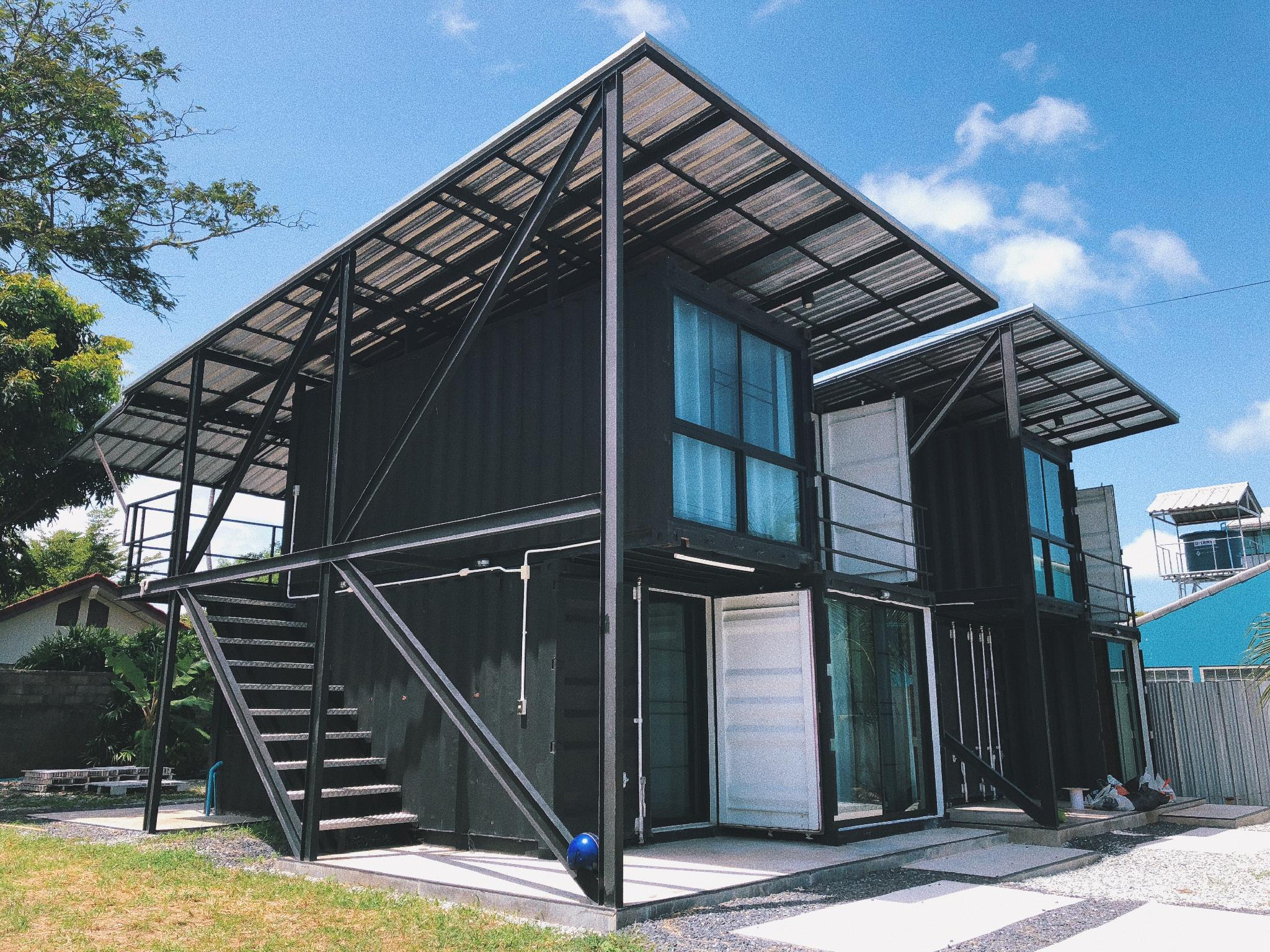 Container Loft House