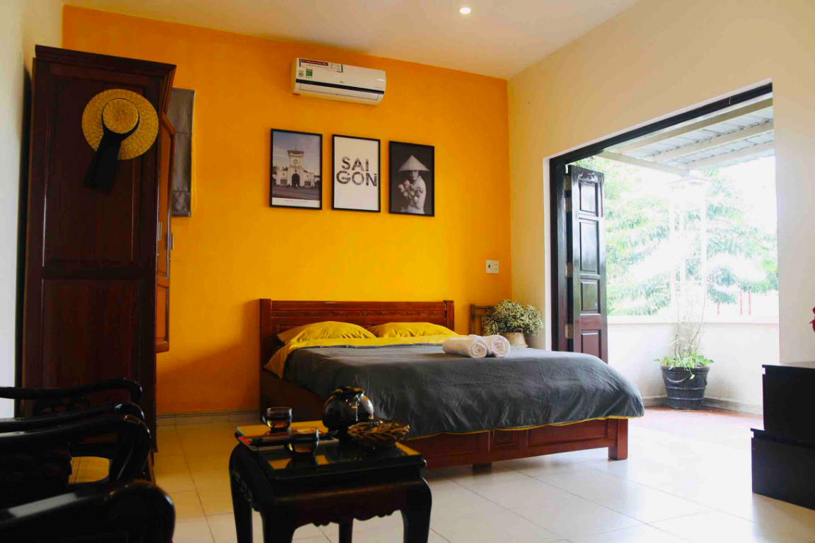 Room In Eco Area Near City Central  202