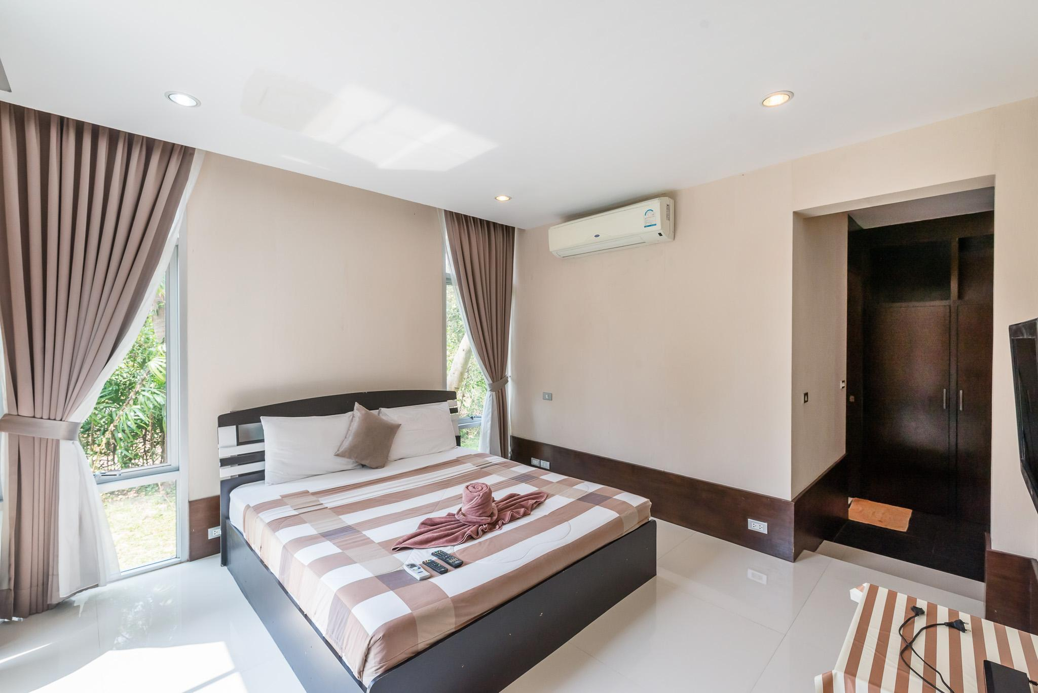 Wana Poolvilla 5BR+6Bath in Pattaya วิลลา 5 ห้องนอน 6 ห้องน้ำส่วนตัว ขนาด 600 ตร.ม. – เขาตาโล