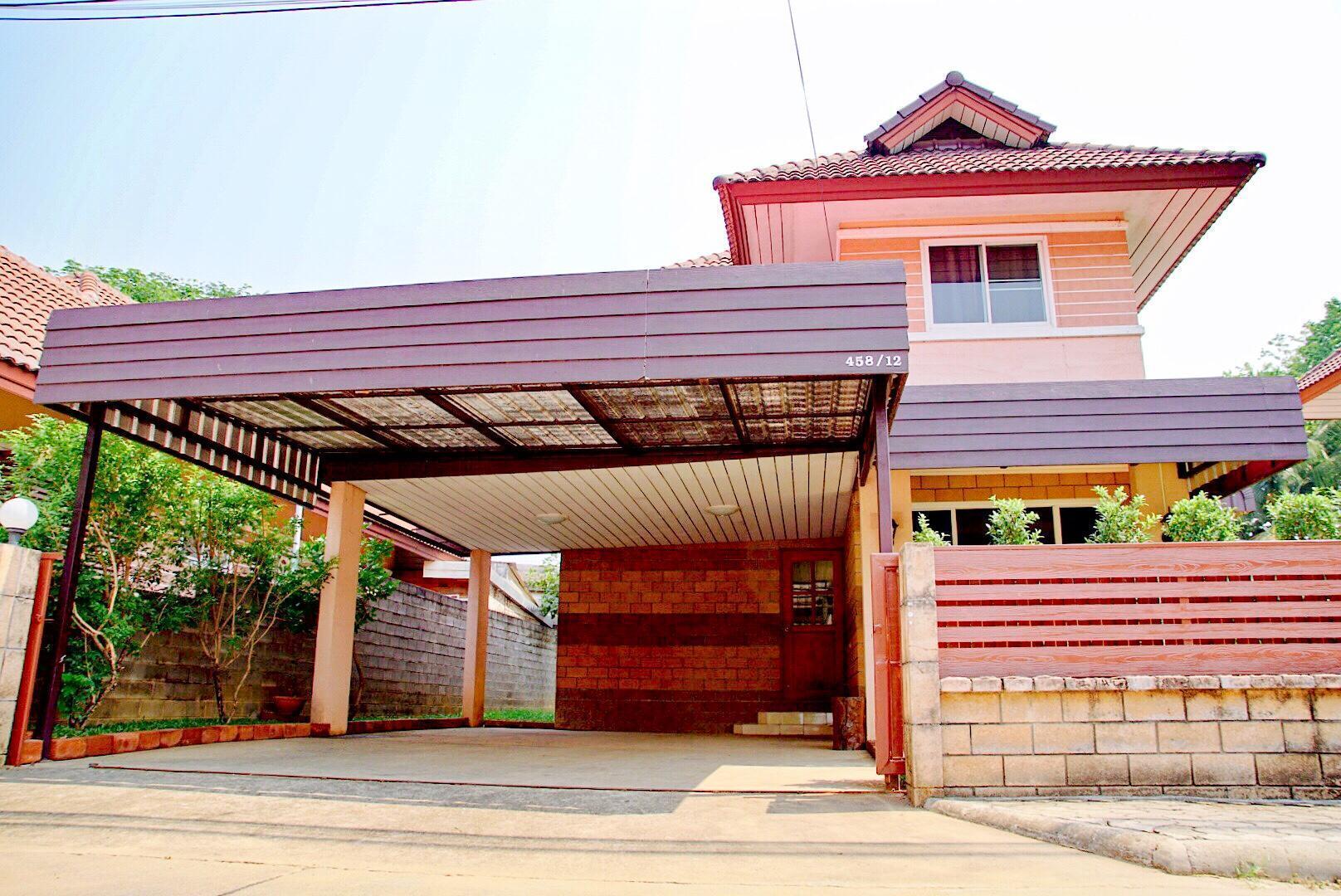 Chiang Mai Warm House near Central Festival บ้านเดี่ยว 3 ห้องนอน 2 ห้องน้ำส่วนตัว ขนาด 65 ตร.ม. – สันทราย