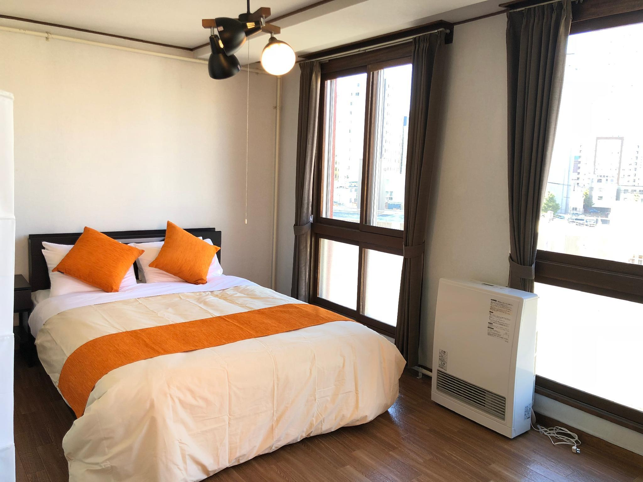 P55 1 Room Apartment In Sapporo
