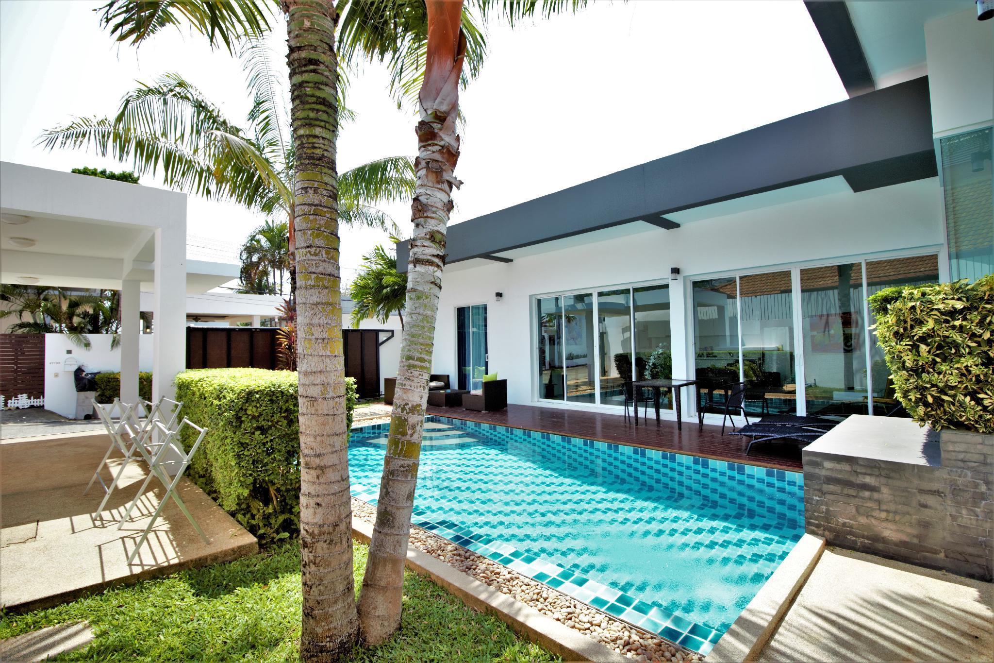 Villa Paradise by PHR วิลลา 3 ห้องนอน 2 ห้องน้ำส่วนตัว ขนาด 350 ตร.ม. – หาดราไวย์