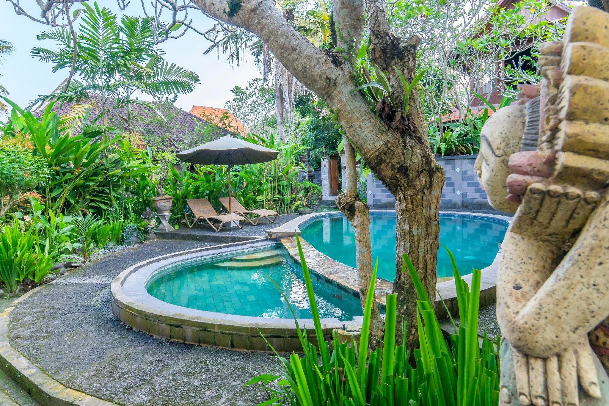 Experience Ubud From This ***2BR Garden Bungalows