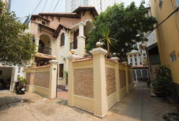 2 Bed rooms in CBD villa in dist 3 Ho Chi Minh City