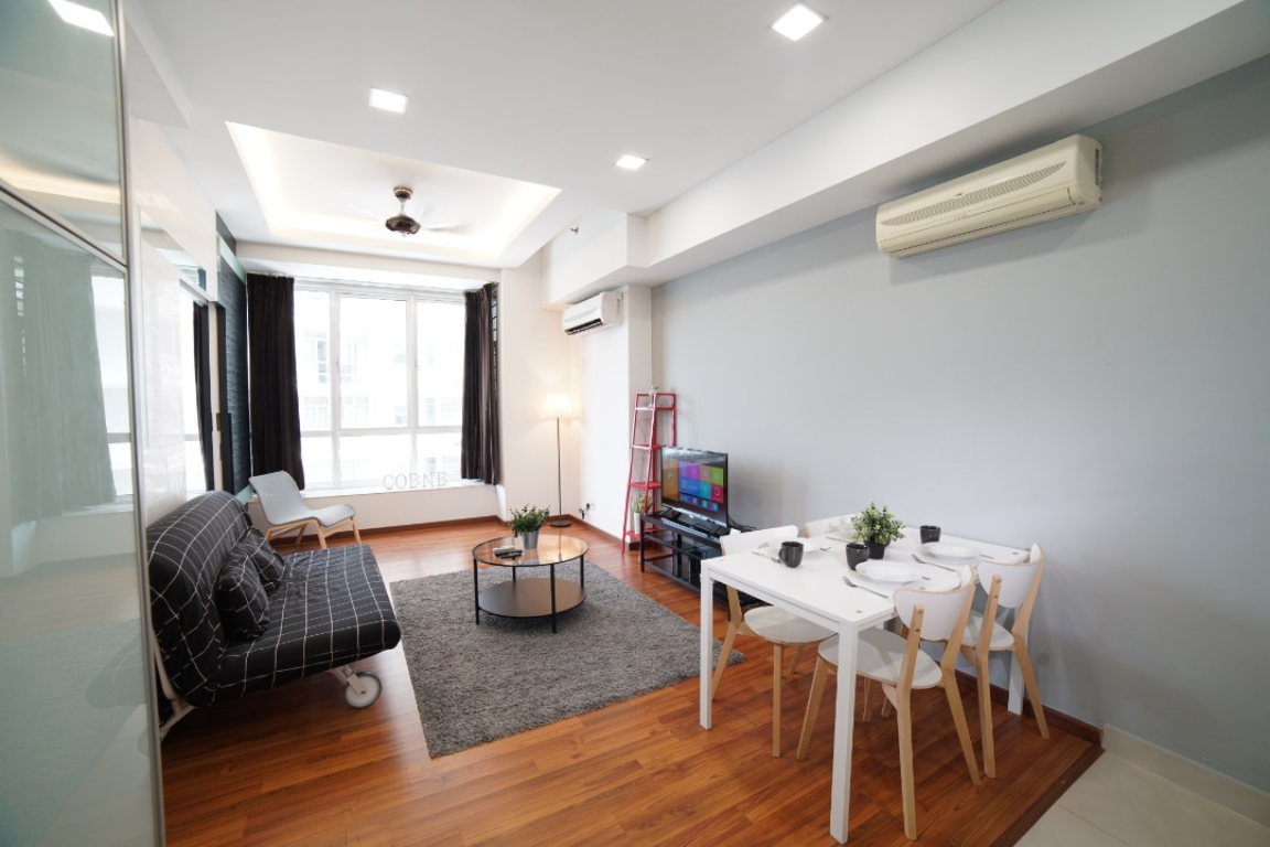 A Modern Living Space In 5mins Walk To KLCC  PV23a