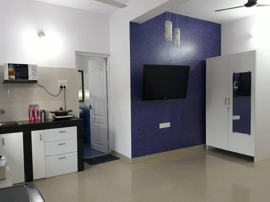 Fully Furnished 1 RK In Calangute