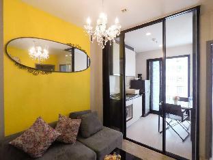 [パタヤ中心地]アパートメント(32m2)| 1ベッドルーム/1バスルーム 856 NEW DOWNTOWN SEA VIEW LUX CHIC SKY POOL CONDO