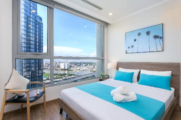 Best Riverside & Landmark View- 36Th Floor - 2BR Ho Chi Minh City