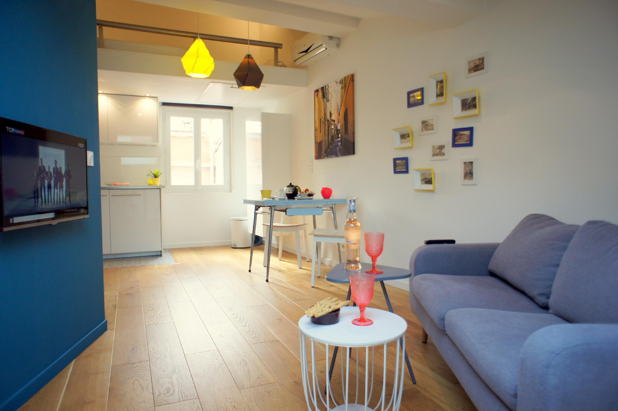 Ze Perfect Place - Old Nice - Smart Studio