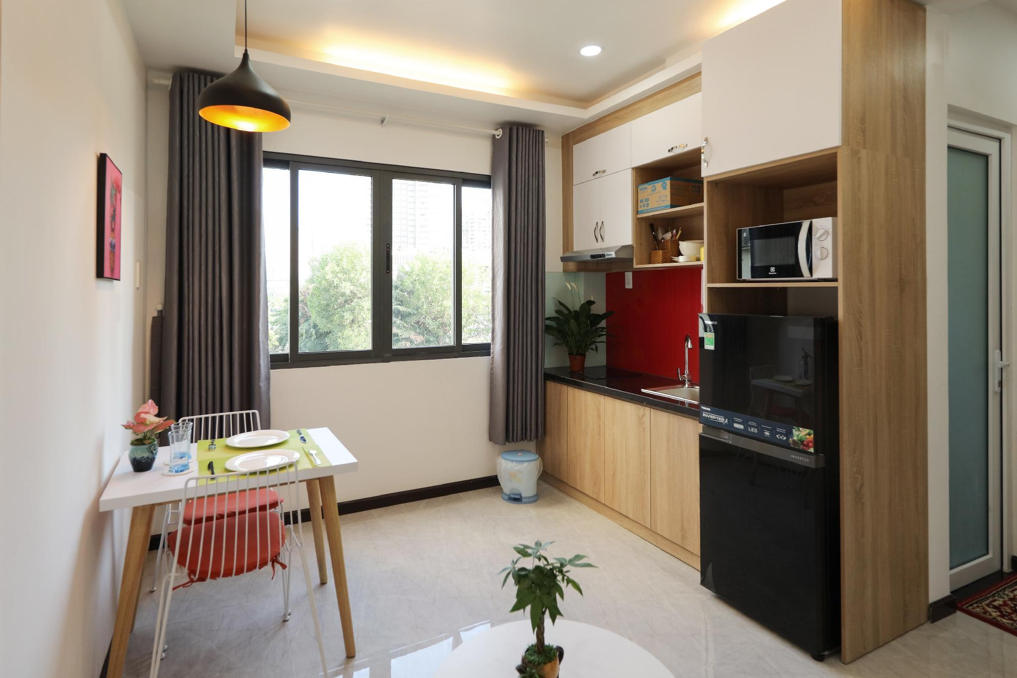 Thao Dien Harmony Boutique Residence