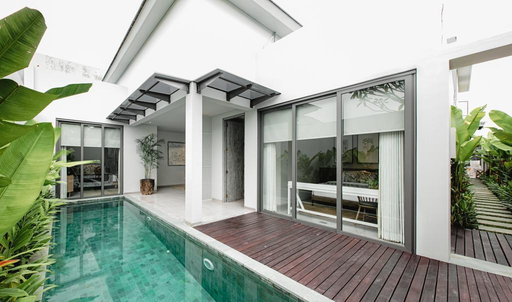 2 BDR Private Pool At Seminyak Area