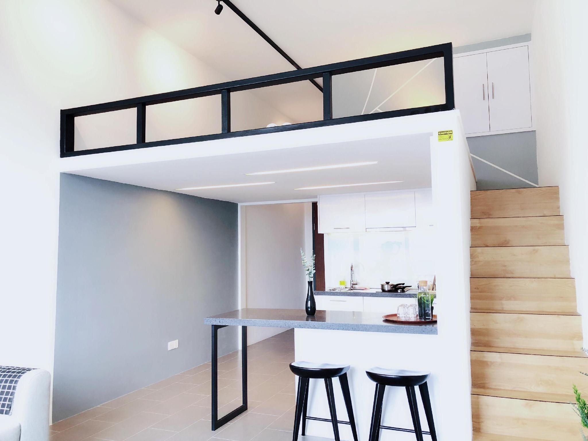 The EST KL Sentral 2min.Modern Loft Netflix+43TV