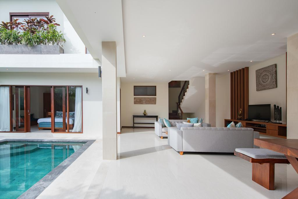 2 BR Villa With Private Pool At Canggu Area