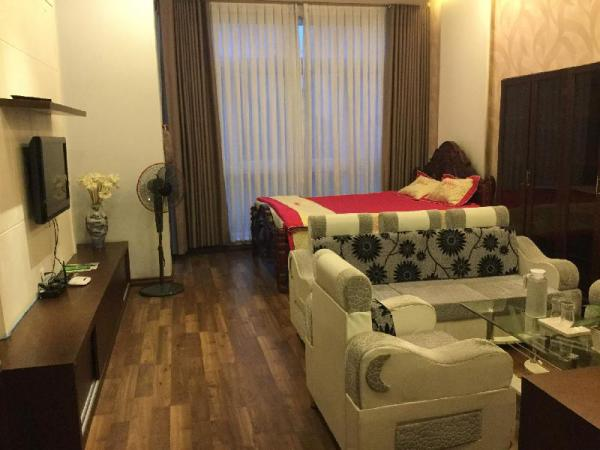 Wide, cozy, modern studio apartment in District 11 Ho Chi Minh City