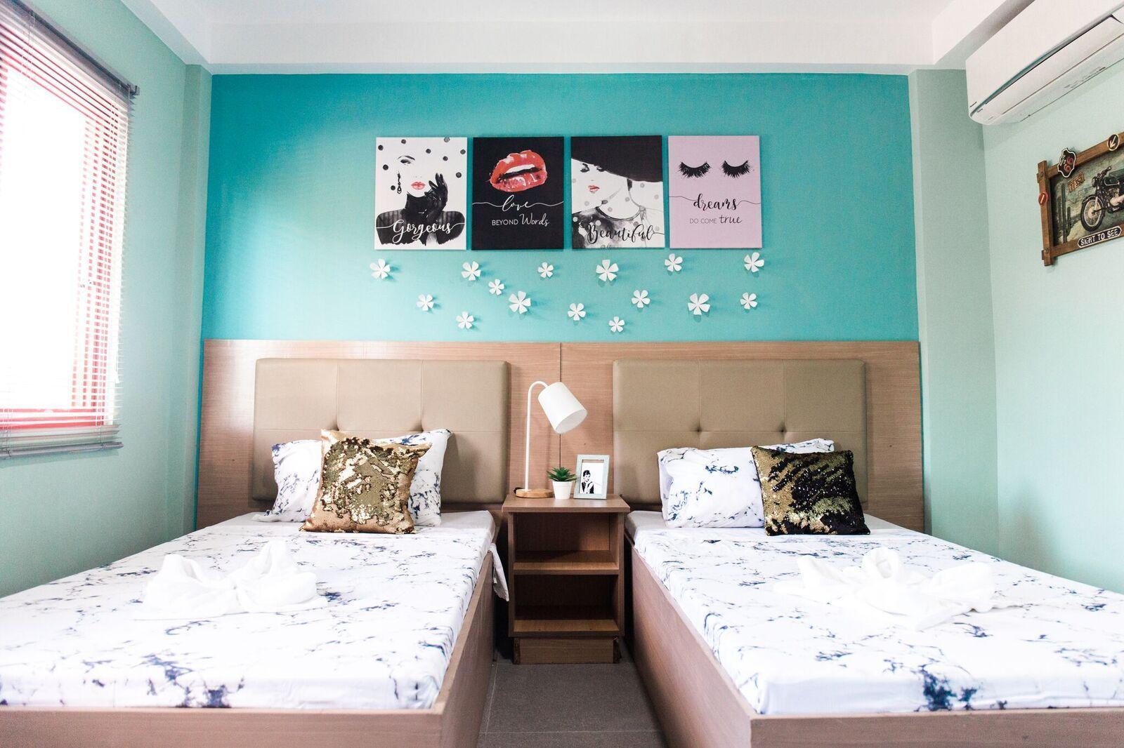 New  Stylish Room Near Beaches And City Center