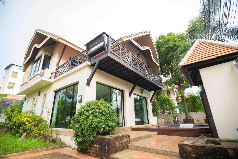 Pattaya Pedestrian Street Luxury Villa 450/49 วิลลา 4 ห้องนอน 3 ห้องน้ำส่วนตัว ขนาด 288 ตร.ม. – พัทยากลาง