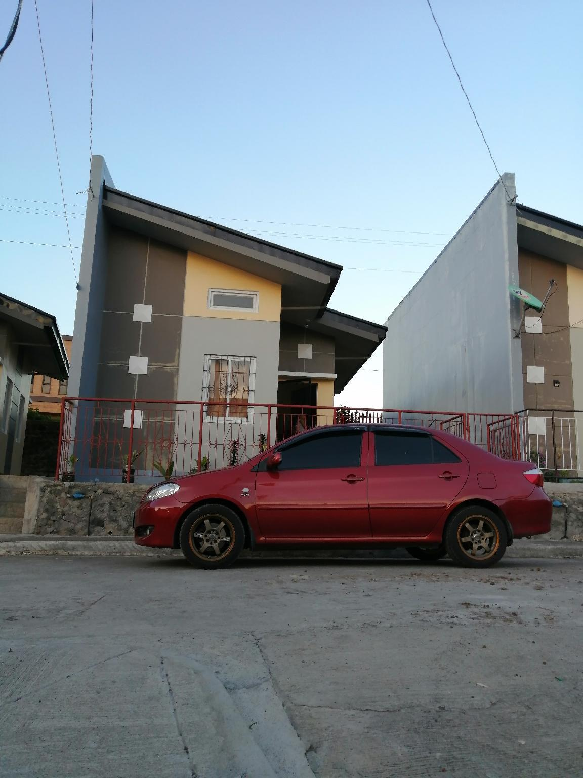 Uphill Overlooking House And Car Rental