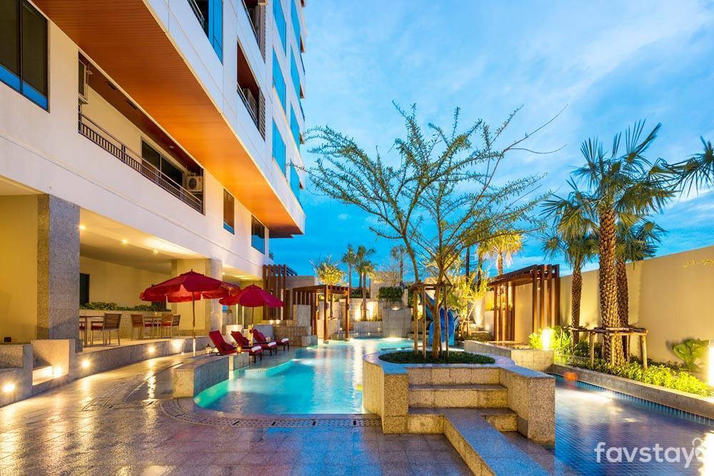 Elegant Residence 2BR Near BTS อพาร์ตเมนต์ 2 ห้องนอน 2 ห้องน้ำส่วนตัว ขนาด 110 ตร.ม. – สุขุมวิท