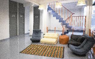 [ホアヒン市内中心地]アパートメント(15m2)| 1ベッドルーム/10バスルーム Cloud 9 Hotel Female Dorm 6 Beds