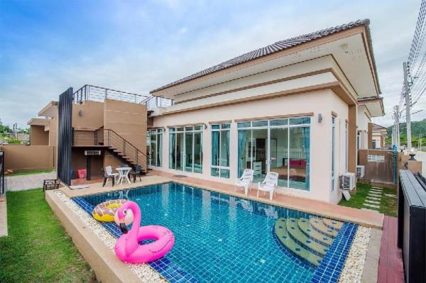Smile House Pool Villa Hua Hin