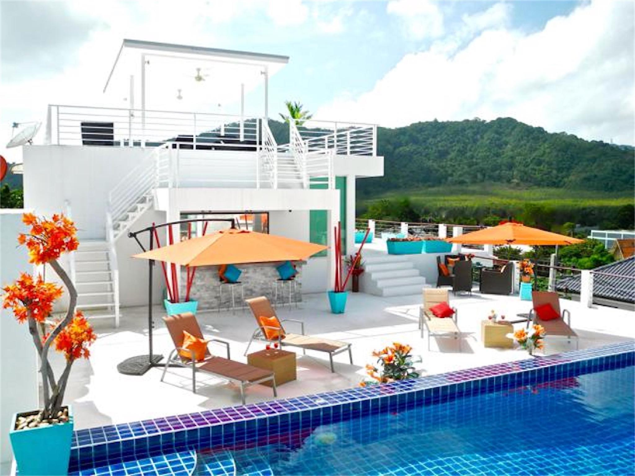 Nai Harn  3 Bedrooms Property In A Beautiful Place