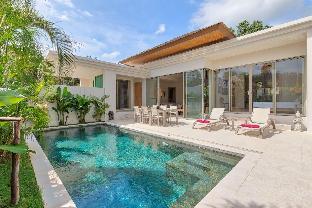 [バンタオ]ヴィラ(125m2)| 3ベッドルーム/3バスルーム 3 BDR Tropical Style Pool Villa Laguna-Bangtao