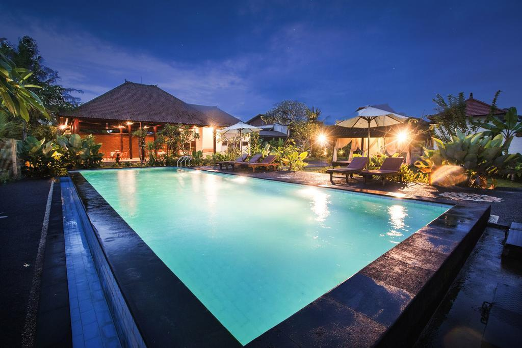 Private Villa In Ubud With Pool And Ricefield View