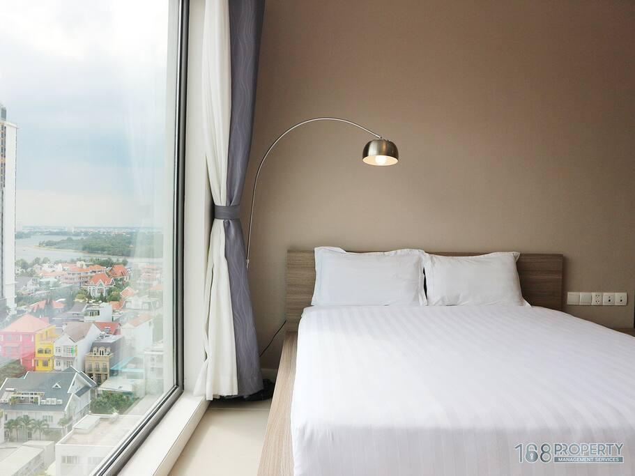 Delux Room With Landmak 81 And River View