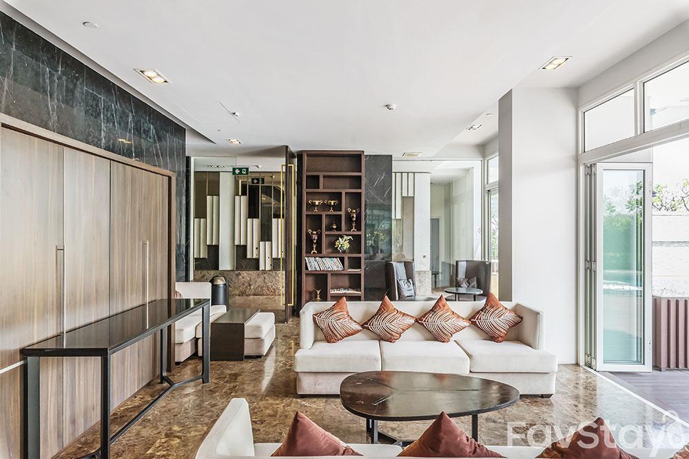 Luxury Comfort 1 BR near BTS Thonglor อพาร์ตเมนต์ 1 ห้องนอน 1 ห้องน้ำส่วนตัว ขนาด 43 ตร.ม. – สุขุมวิท
