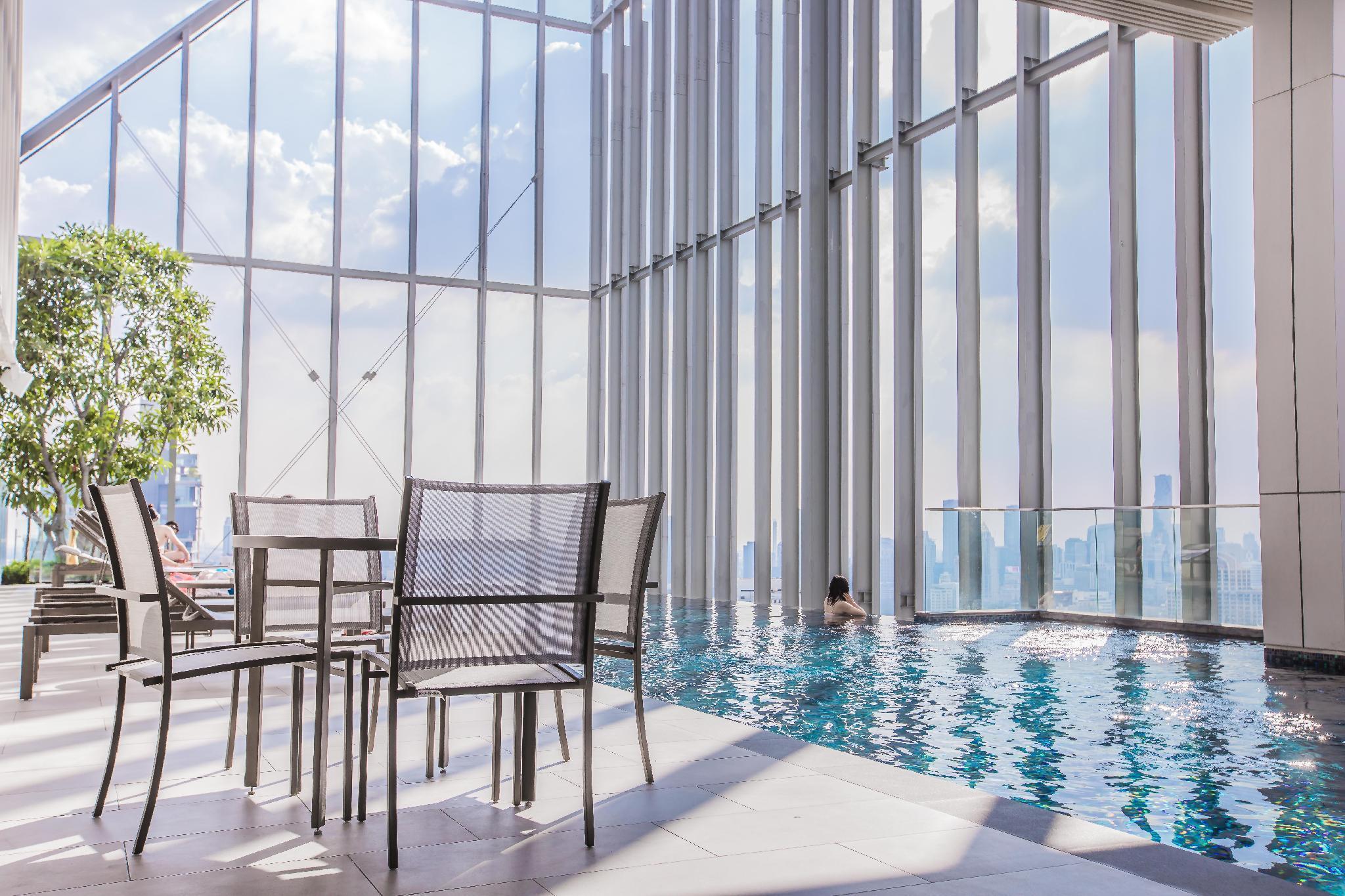 Hyde Sukhumvit 11 อพาร์ตเมนต์ 1 ห้องนอน 1 ห้องน้ำส่วนตัว ขนาด 34 ตร.ม. – สุขุมวิท