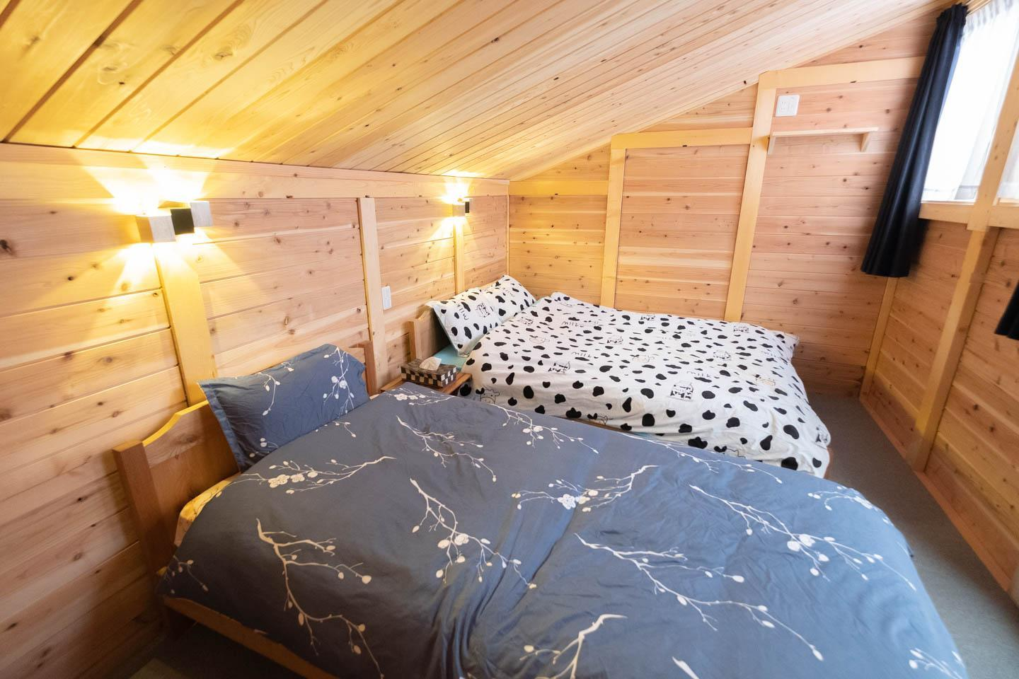 Cozy Log Cabin With Private Sauna In Lake Toya