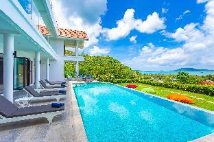 6 Bedroom  Cape Yamu Ocean Villa By XXIV วิลลา 6 ห้องนอน 7 ห้องน้ำส่วนตัว ขนาด 550 ตร.ม. – ป่าคลอก