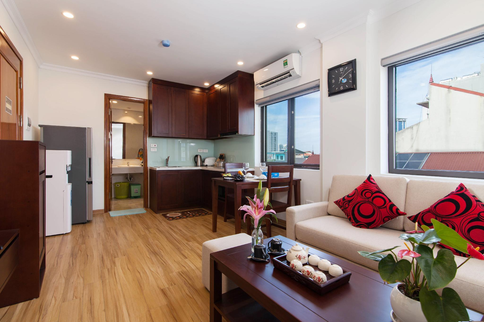 Luxury 1 Bed Apartment Near Lotte Tower