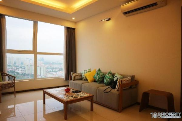 Warmly Style 02 Bedroom DirectlyRiverThaoDienPearl Ho Chi Minh City