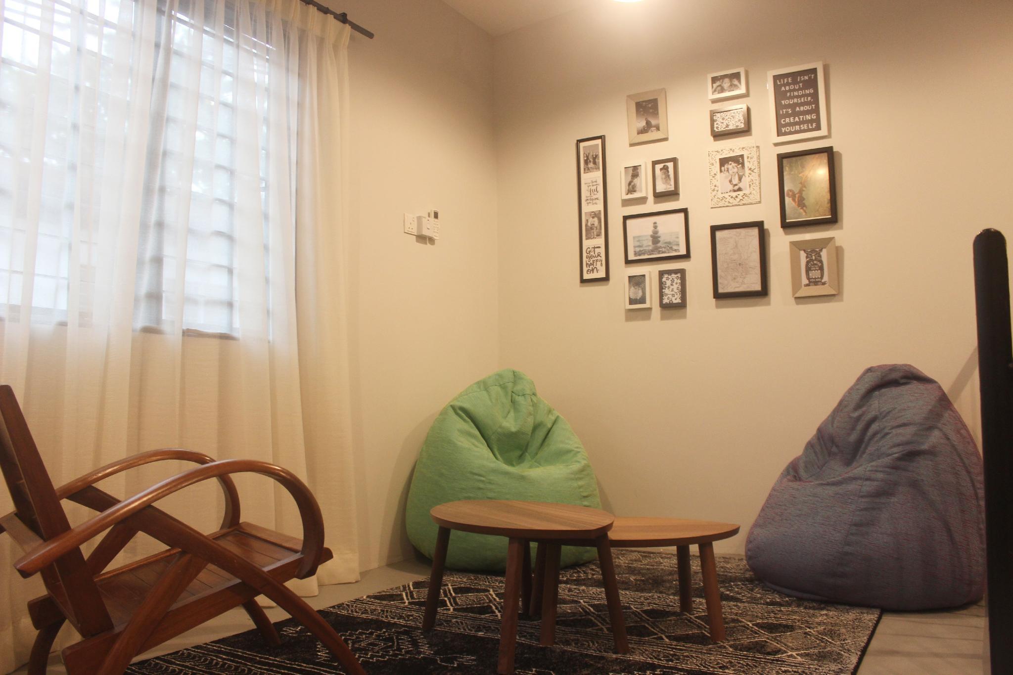 Private Room 3 Pax Modern Rustic Concept@ PWTC KL
